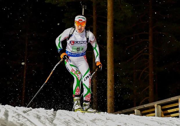 Darya Domrascheva (BLR) - Foto: Andrei Ivanov