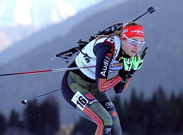 Luise Kummer (GER) - Foto: Detlef Eckert