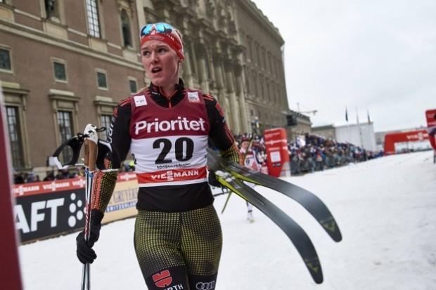 Denise Herrmann - Foto: Viessmann-Sport