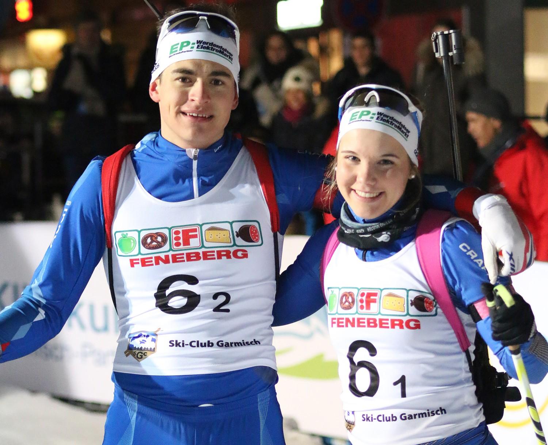 Biathlon Garmisch