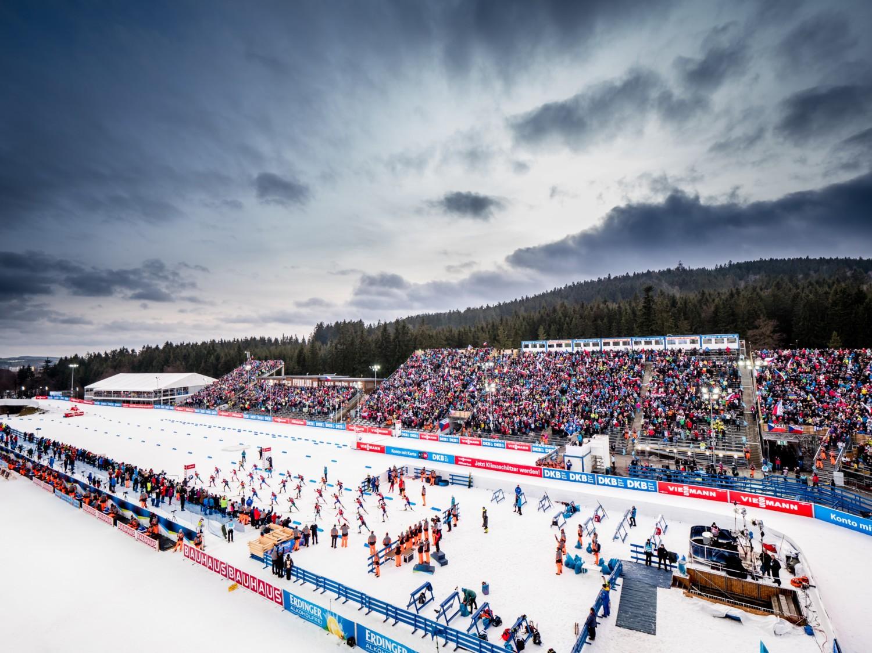 Biathlon Nove Mesto 2021