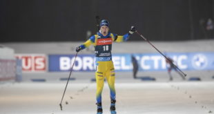 Sebastian Samuelsson gewinnt die Verfolgung - IBU_18683_HiRes