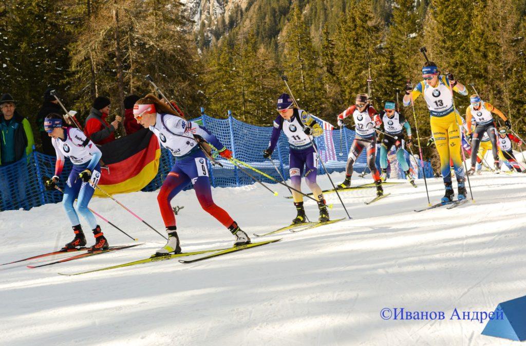 Weltmeisterschaft 2021 Biathlon