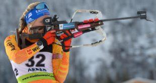 IBUCup Arber 2021: Philipp Nawrath und Anna Weidel werden Zweite im KurzEinzel