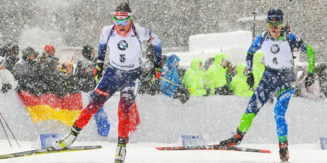 Weltmeisterschaft Biathlon 2021